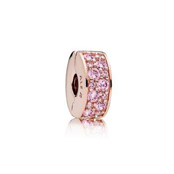Pink Shining Elegance Clip