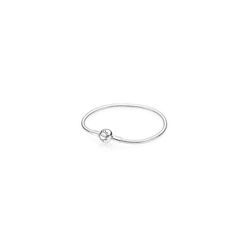 "Pandora Moments Snake Chain Bracelet, 8.3"""