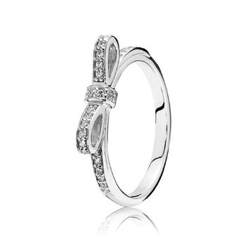 Classic Bow Ring, size 4.5 - FINAL SALE