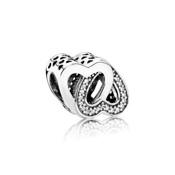 Entwined Love Charm
