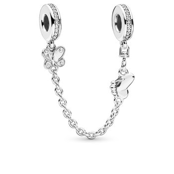 Butterfly Safety Chain Chain