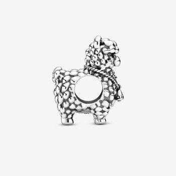 Fluffy Llama Charm
