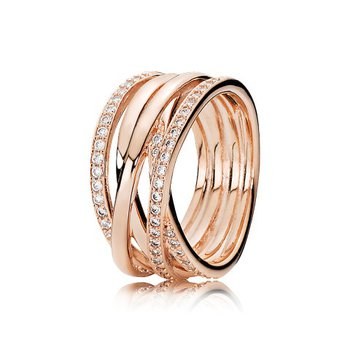 Entwined Ring, size 8.5
