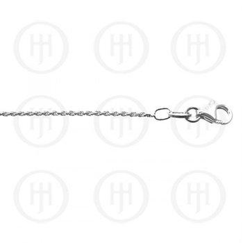 """Rope Link Anklet - 10"""""""