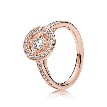 Vintage Allure Ring, size 7.0
