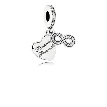 Forever Friends Dangle Charm