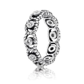 Her Majesty Ring, size 7.0 - FINAL SALE