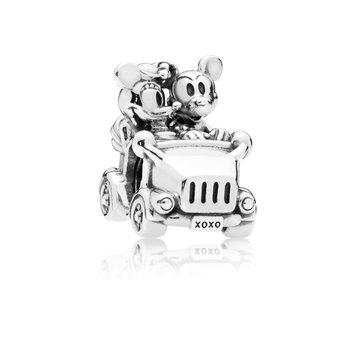 Disney, Mickey & Minnie Charm