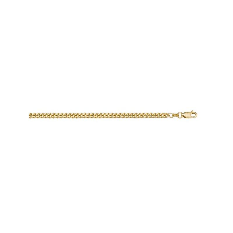 "Tecimer Jewellery 10KY Curb Link Chain - 20"""