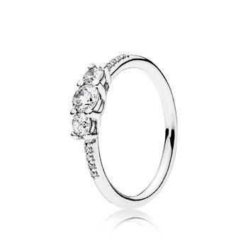 Fairytale Sparkle Ring, size 8.5