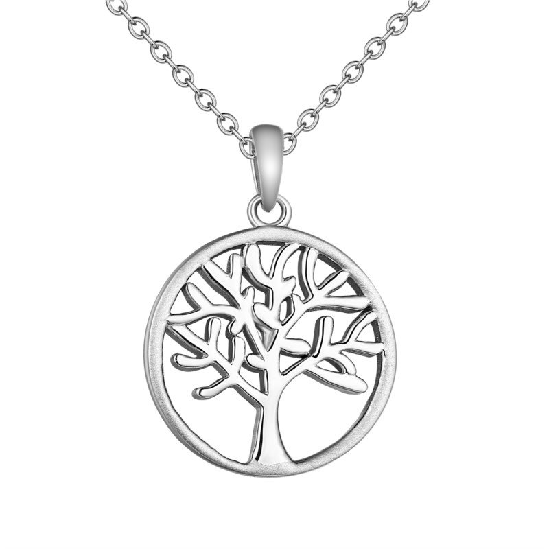 Legend Collection Silver Tree Pendant
