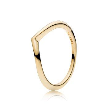 Shining Wish Ring, sz 9.0