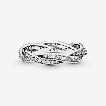 Twist of Fate Ring, size 9.0