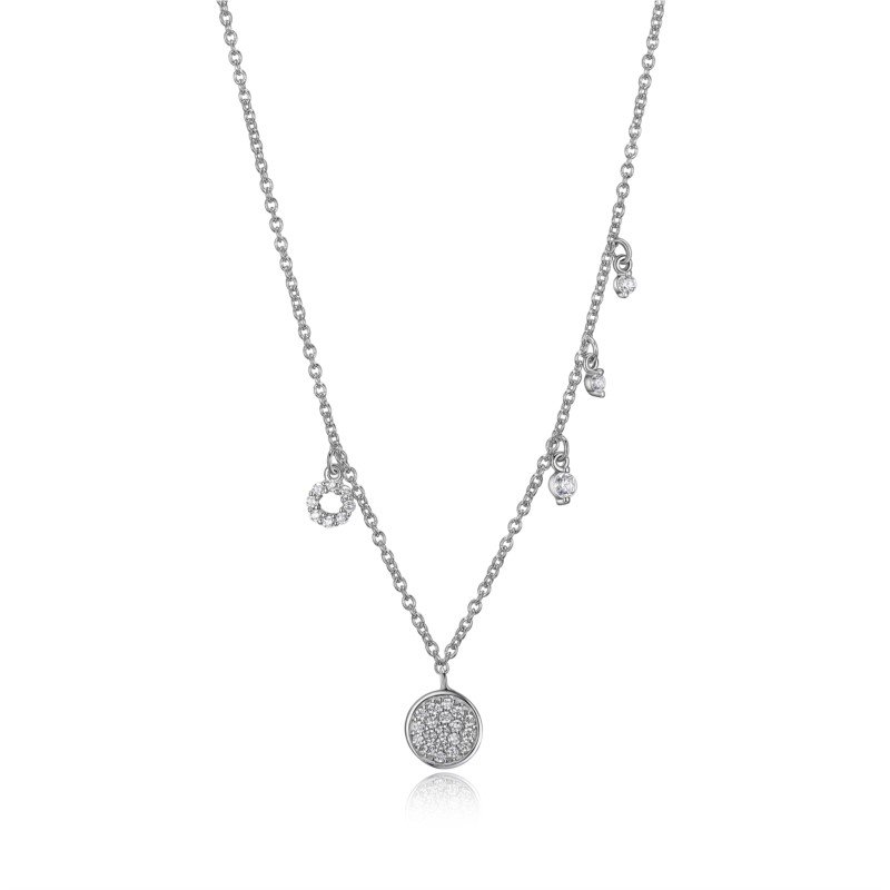 Reign Reign Sterling Silver Necklace