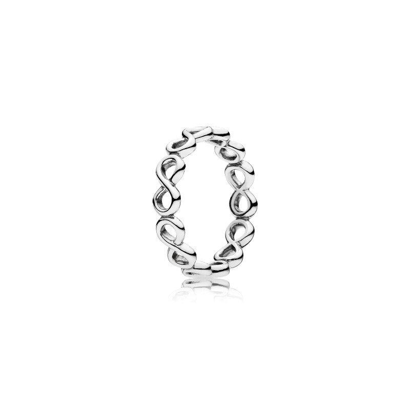 Pandora Infinite Shine Ring, size 5.0