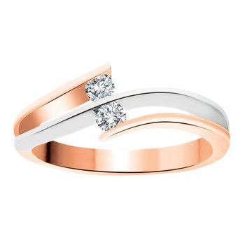 Diamond Anniversary Ring 0.16ctw