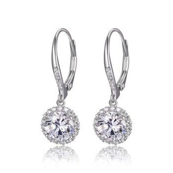 Reign Sterling Silver Earrings