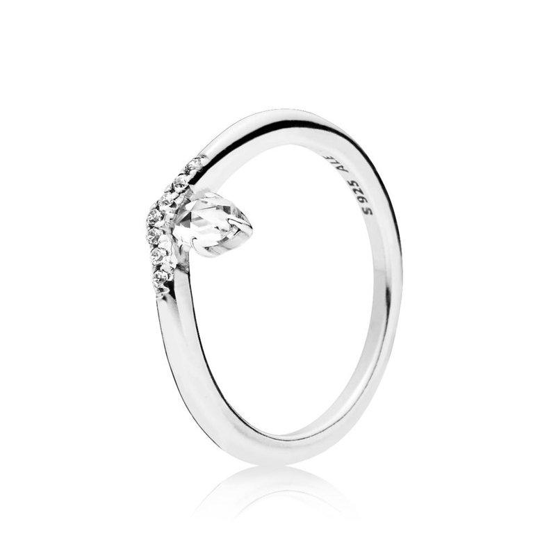 Pandora Classic Wishbone Ring, size 5.0