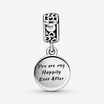 Disney, Mickey Mouse & Minnie Mouse Happily Ever After Dangle Charm