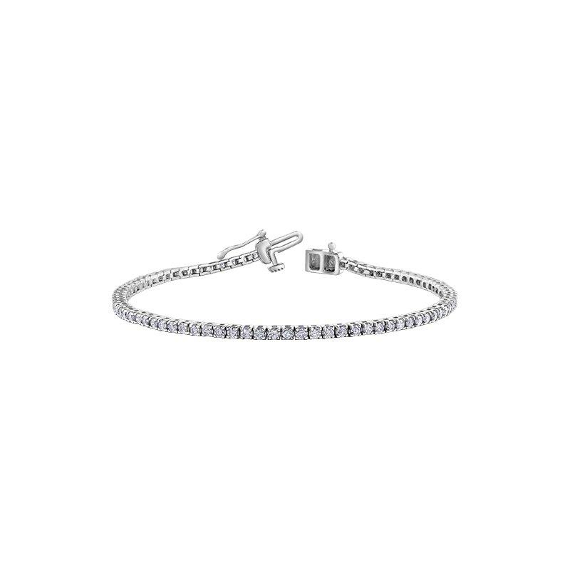 Diamond Envy 10KW 3.00CTW Diamond Tennis Bracelet