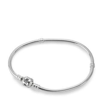"""Moments Snake Chain Bracelet, 9.1"""""""