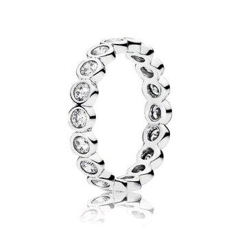 Alluring Brilliant Ring, size 4.5 - FINAL SALE