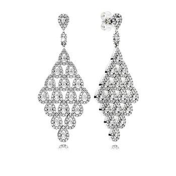 Teardrop Chandelier Earrings - FINAL SALE