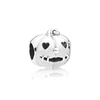 Pumpkin Halloween Charm