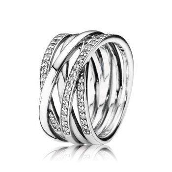 Entwined Ring, size 5.0