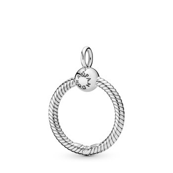 Moments 'O' Carrier Pendant, Small