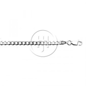 925 Sterling Silver Curb Link Chain