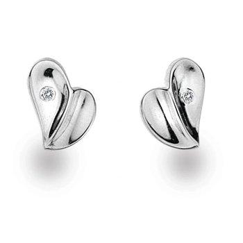 """""""Flutter"""" Diamond Earrings"""