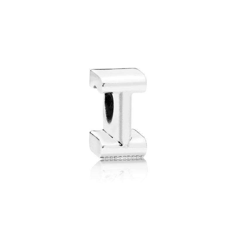 Pandora Letter I Alphabet Charm