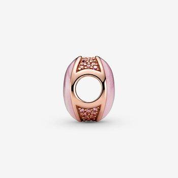 Pink Swirl Charm - FINAL SALE