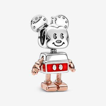 Mickey Mouse Robot Charm - FINAL SALE