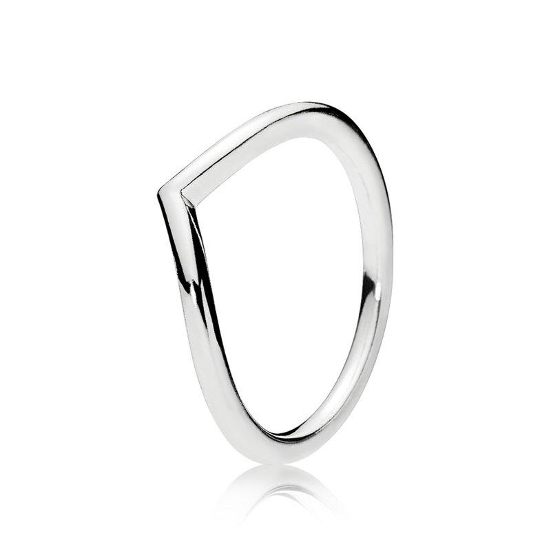 Pandora Shining Wish Ring, size 2.5