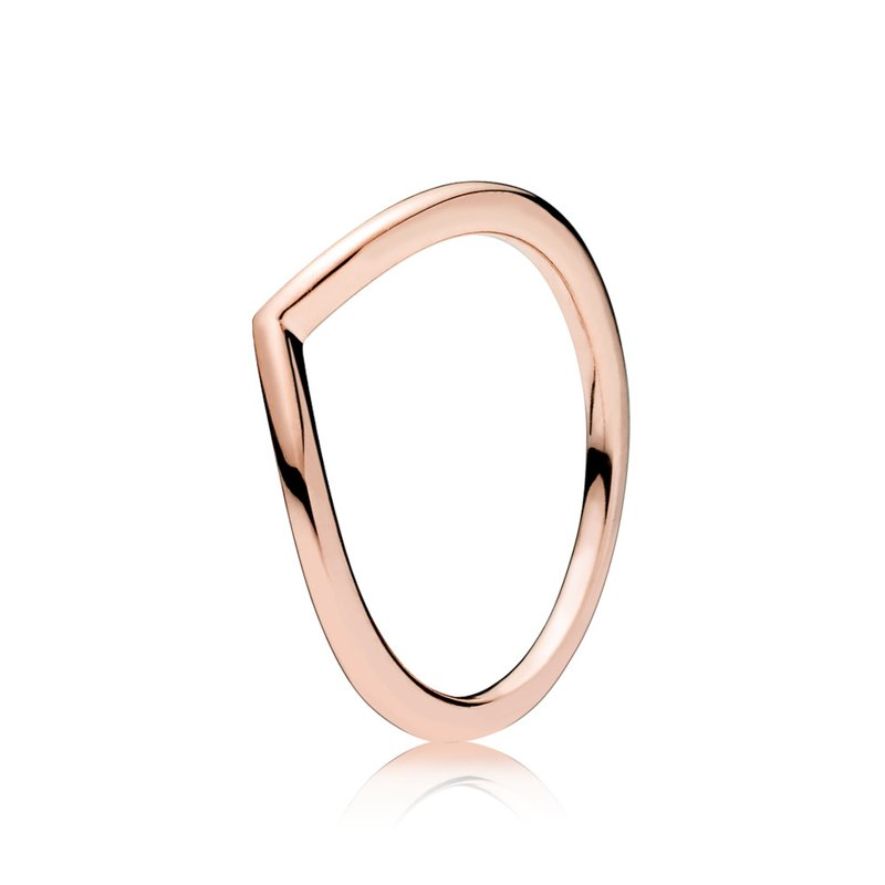 Pandora Shining Wish Ring, size 7.0