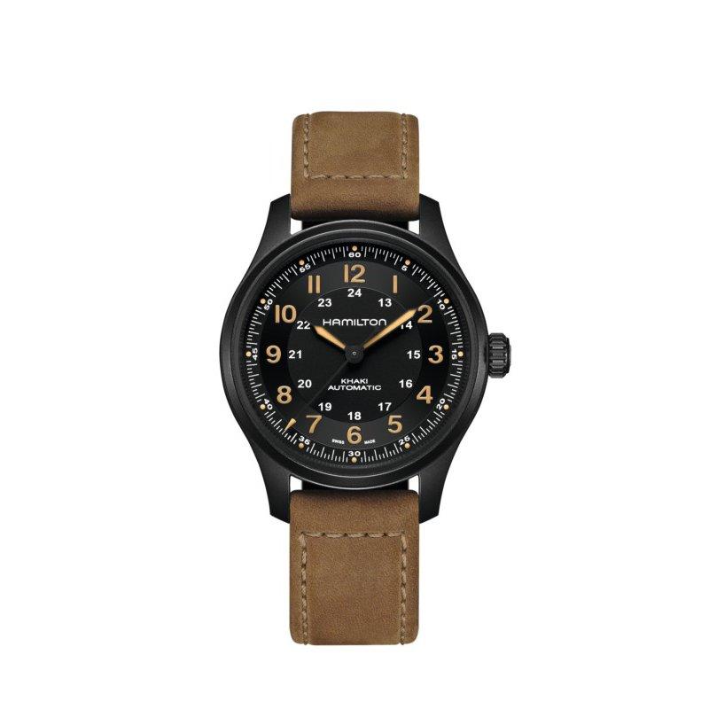 Hamilton Watches Khaki Field Titanium Automatic