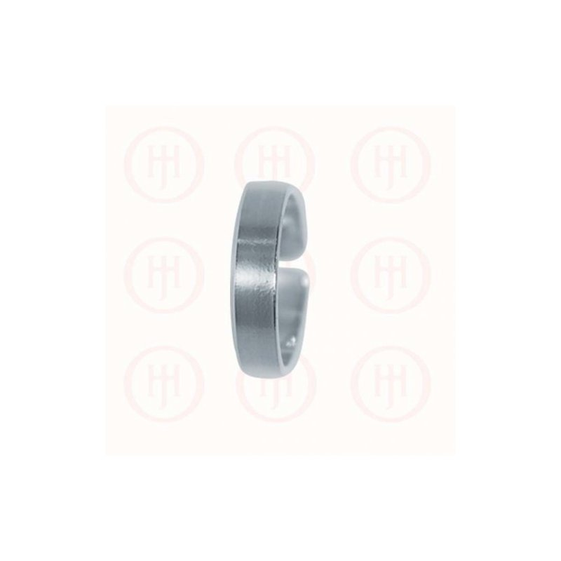 House of Jewellery Silver Toe Ring