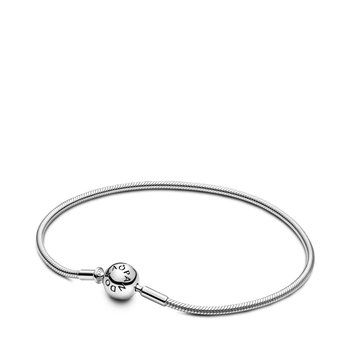 "Me Slender Snake Chain Bracelet, 7.9"" - FINAL SALE"