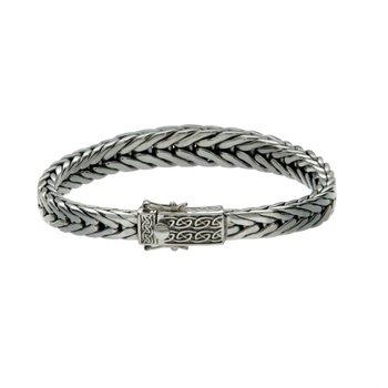"""""""Dragon Weave"""" Eternity Bracelet, 8.5"""""""