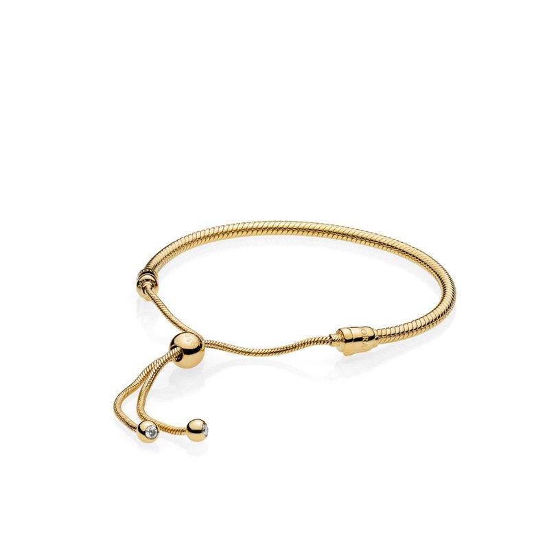 "Pandora Shineâ""¢ Sliding Bracelet, one size"