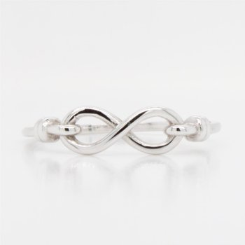14K Infinity Ring