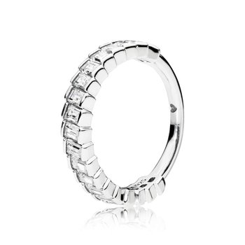 Glacial Beauty Ring, size 5.0 - FINAL SALE