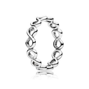 Infinite Shine Ring, size 6.0