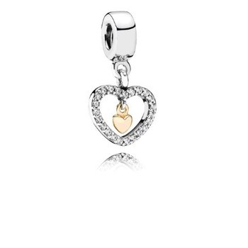 Forever In My Heart Charm - FINAL SALE