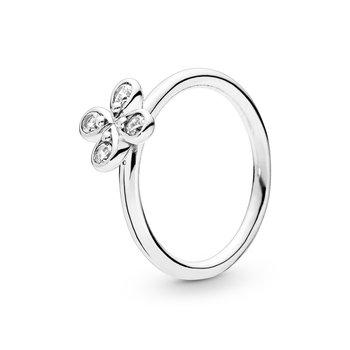 Four Petal Flower Ring