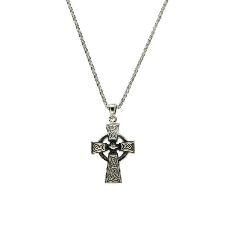 Keith Jack Celtic Cross Pendant