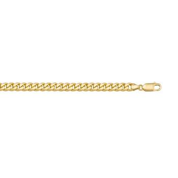 "10K Curb Link Chain, 20"""