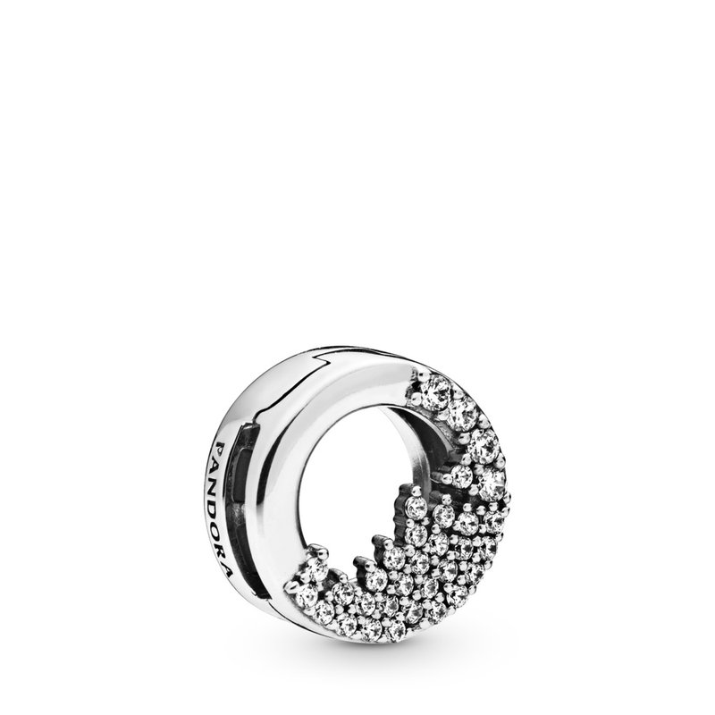 Pandora Sparkling Icicles Reflexions Clip Charm